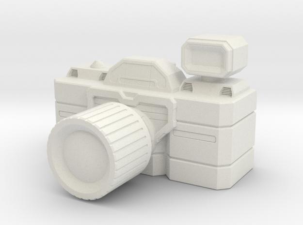 Smallcamera -robots in White Strong & Flexible