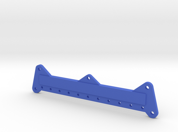50 Ton Short Spreader Bar in Blue Processed Versatile Plastic