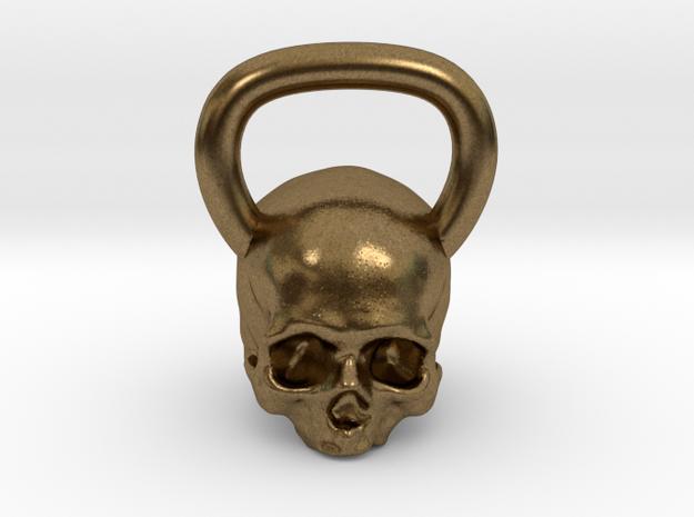 Kettlebell Skull