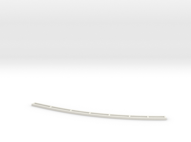 N scale track template