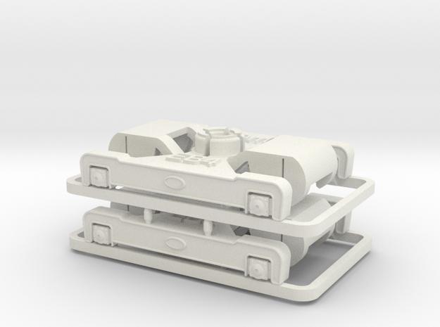 DG 4m in White Natural Versatile Plastic