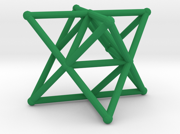 Rod Merkaba Supports OpenBase 3cm 3d printed