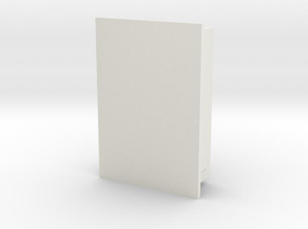 Star Wars Wookiee AmmoBox in White Natural Versatile Plastic