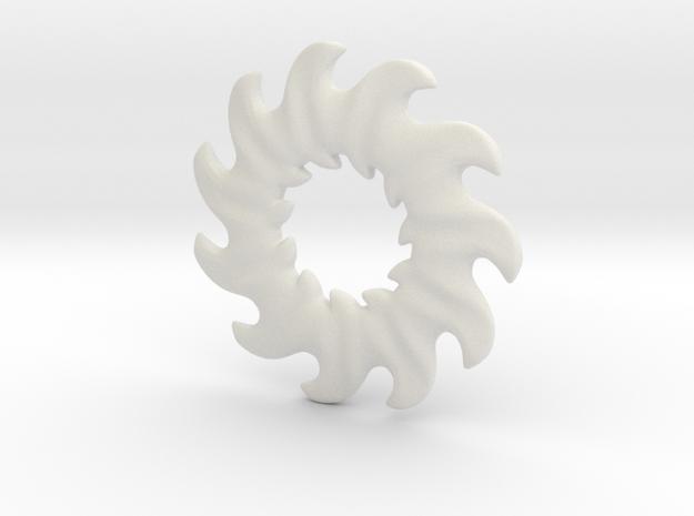 O-waves 11 - 2cm 3d printed