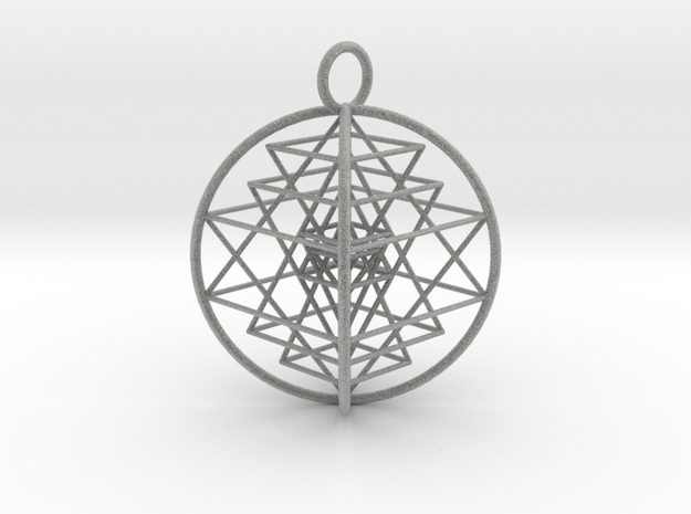 3D Sri Yantra Optimal