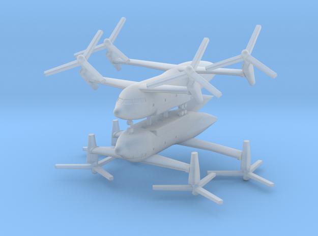1/700 Bell Boeing Quad Tiltrotor Transport (x2)