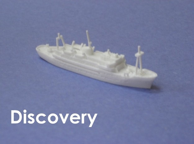 RRS Discovery (1962) (1:1200)