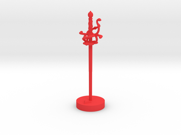 Role Playing Counter: Rapier 3d printed