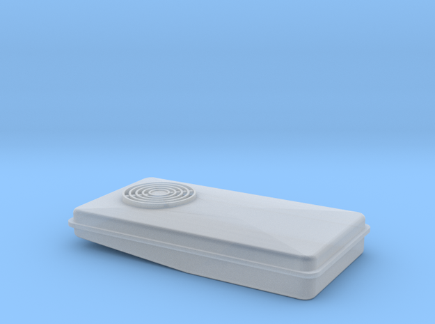 Dachklima FFM 1Stück  in Smooth Fine Detail Plastic