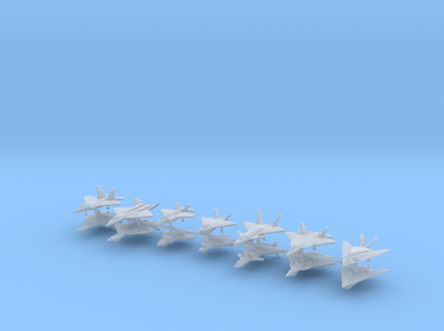 1/600 Stealth Fighter Kit (x14)