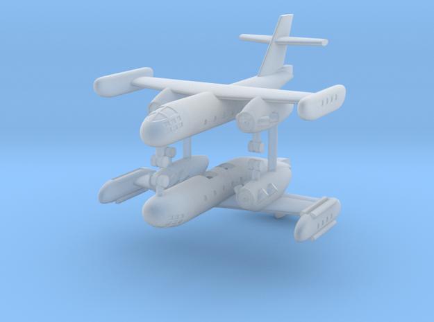 1/600 Dornier Do 31 VTOL (x2) in Smooth Fine Detail Plastic