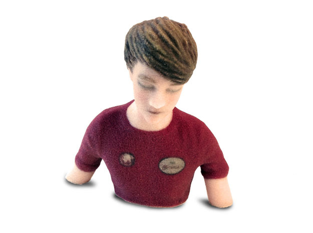 Alex From Target in Full Color Sandstone