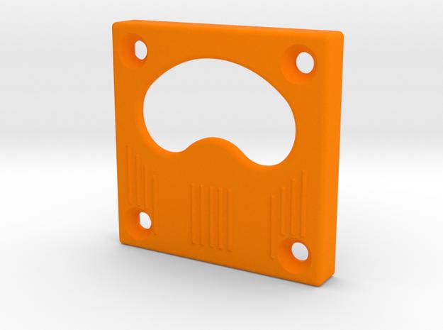 Vu Meter Face Plate 3d printed