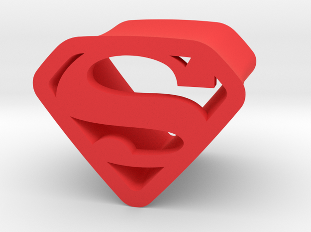 Super 10 By Jielt Gregoire in Red Processed Versatile Plastic