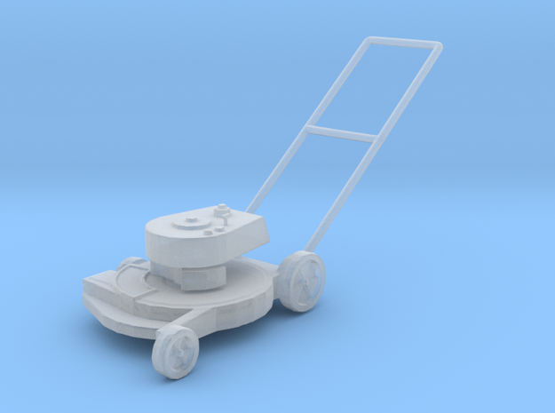 """1:43 1970s Lawn-Boy 21"""" Deluxe Lawn Mower in Smooth Fine Detail Plastic"""