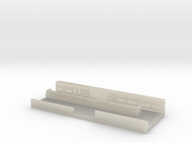 Interieur Magasin 1/220eme Z scale