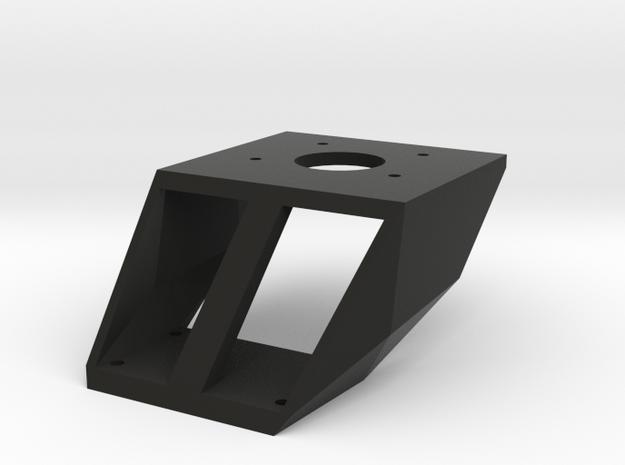 TBS Pro Zenmuse H3-3D Gimbal Adapter in Black Natural Versatile Plastic