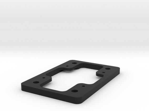 Tarot 680pro adapter Omnimac pixhawk mount in Black Strong & Flexible