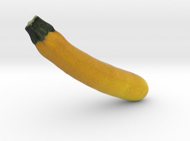 The Zucchini in Full Color Sandstone