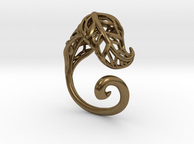 Tea Leaf Ring