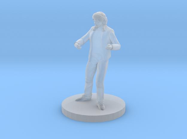 Dancin' Man in Smooth Fine Detail Plastic