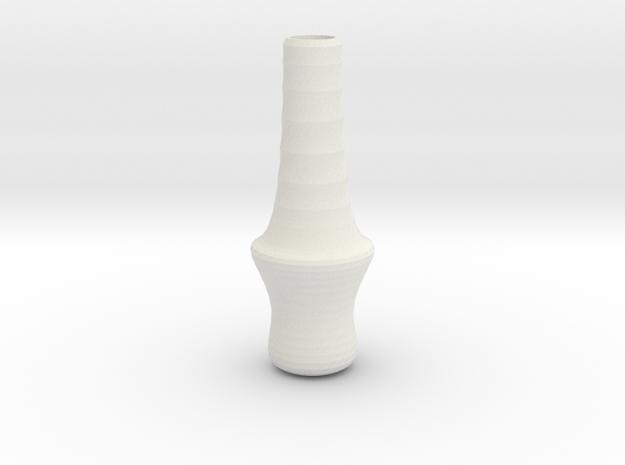 Faith in White Natural Versatile Plastic