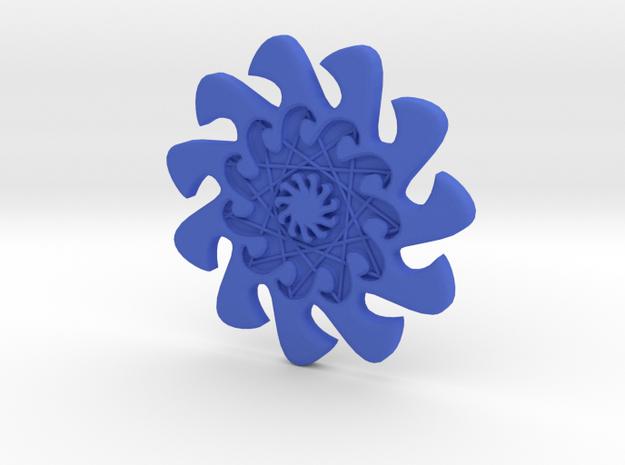 m o c e a n waves - 11 waves - 1.8cm 3d printed
