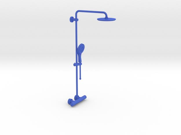 1:12 Duscharmatur/Shower panel 3d printed