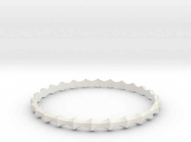 Hesper in White Natural Versatile Plastic