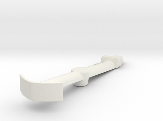 BSA Prototype E35 Stand Leg in White Natural Versatile Plastic