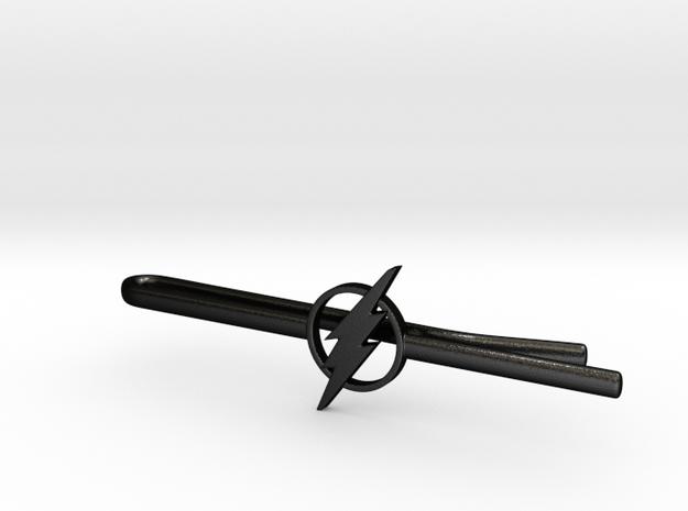 Flash Tie Clip   3d printed