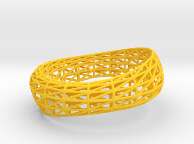 Triangulado Hollow (sz S/M) 3d printed