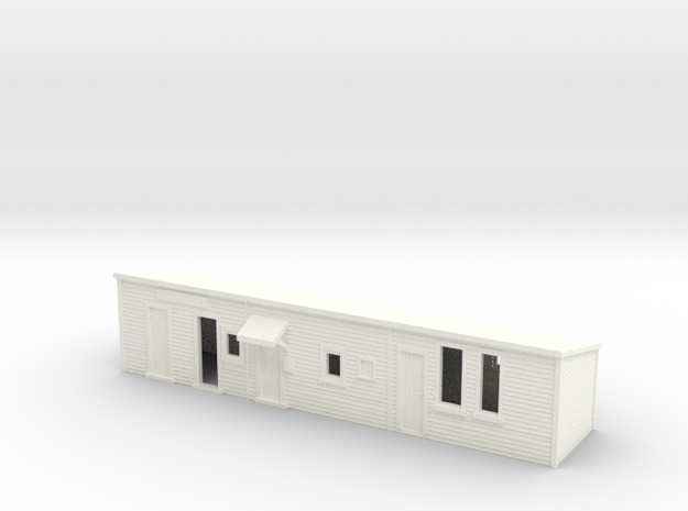 CountryStation  3d printed
