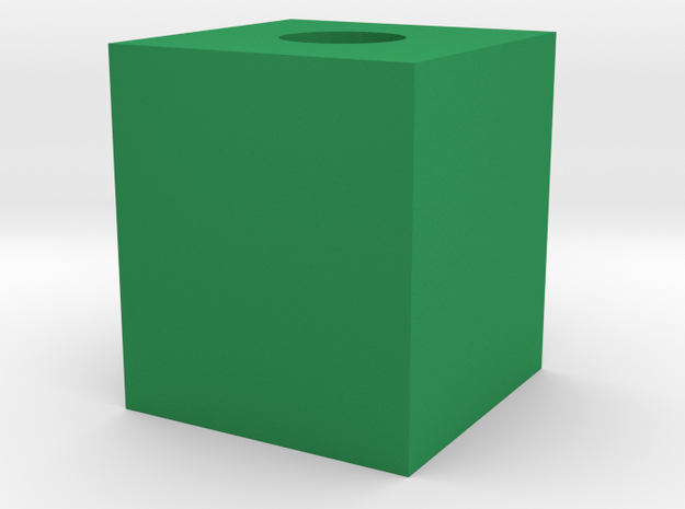 Bath Tissue Box 1:12 scale 3d printed