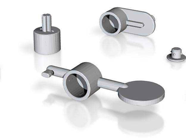 Teenage Engineering OP-1 Accessories 3d printed