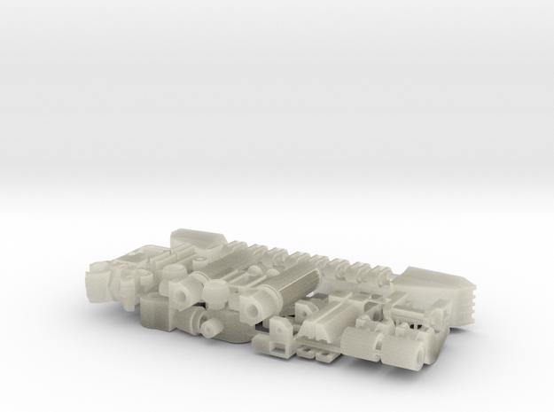 Generations European/Canadian Truck Leader Kit 3d printed