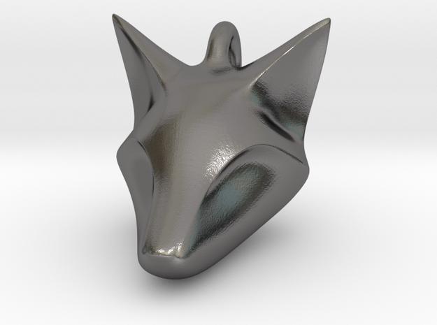 Stylish Fox Head Pendant