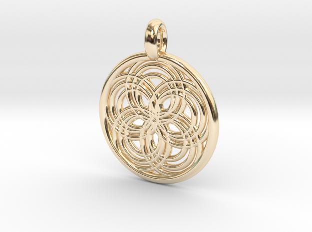 Carpo pendant 3d printed