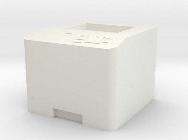 HTLA Printer (.10) in White Strong & Flexible