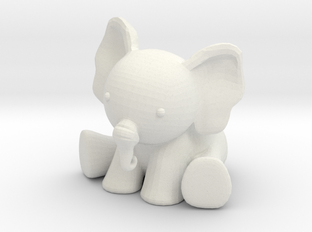 Phanpy: The Pink Elephant