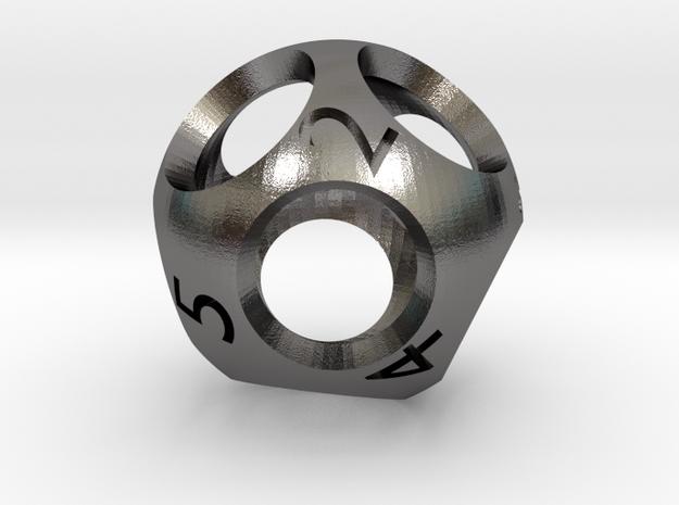 Hollow d9 - Nine-sided Die 3d printed