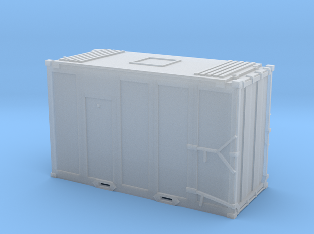 N scale 1/160 MSW Trash Container