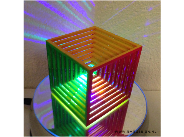 Impossible Cube 6cm