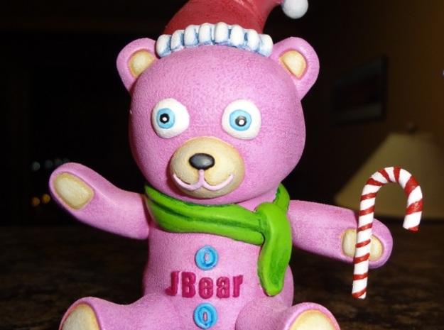 TeddyBear18Shapeways 3d printed