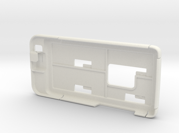NightScout Case, Phone, Droid Maxx - TTVJ in White Strong & Flexible