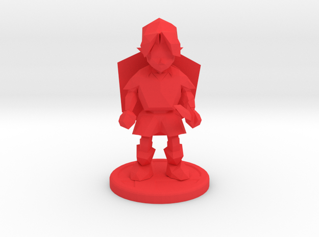 young adventurer trophy 3d printed