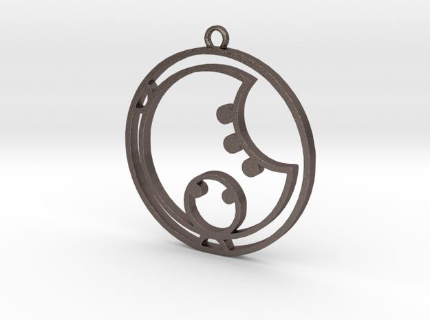 Kara / Cara - Necklace in Stainless Steel