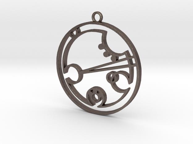 Deborah - Necklace in Stainless Steel