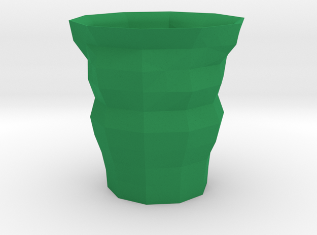 Polygon Cup 3d printed
