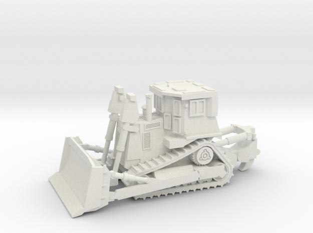 Armored Dozer Doobi 1/160 N Scale